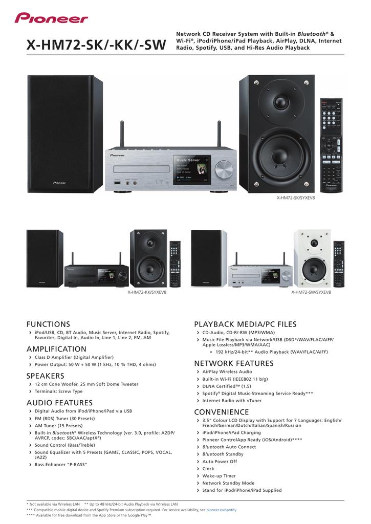 X-HM72-SK/-KK/-SW