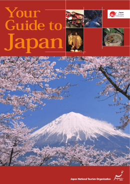 English - Japan National Tourism Organization