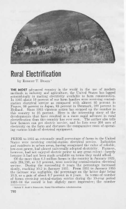 Rural Electrification - National Agricultural Library Digital Collections