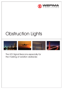 Obstruction Lights
