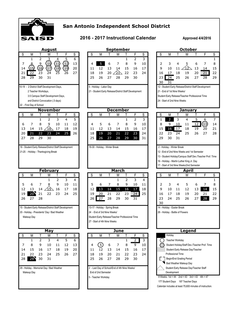 Saisd Calendar 2022.S A I S D H O L I D A Y C A L E N D A R Zonealarm Results