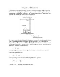 Magnetic Levitation (Maglev) Technologies