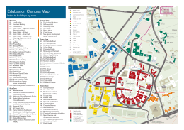 Edgbaston map-FEB16.indd - University of Birmingham