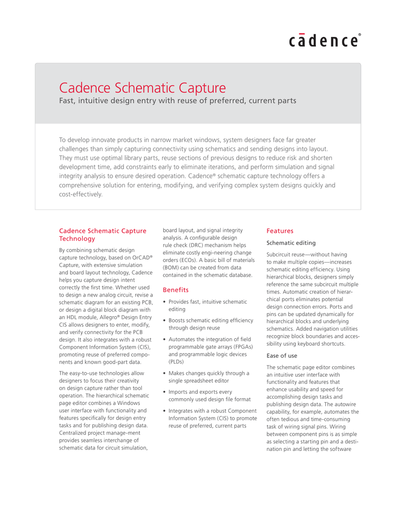 cadence allegro pcb layout system training manual.pdf