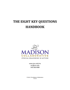 Eight Key Questions Handbook