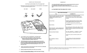 Soil Sampling Instructions (farmers) - Soil-Water