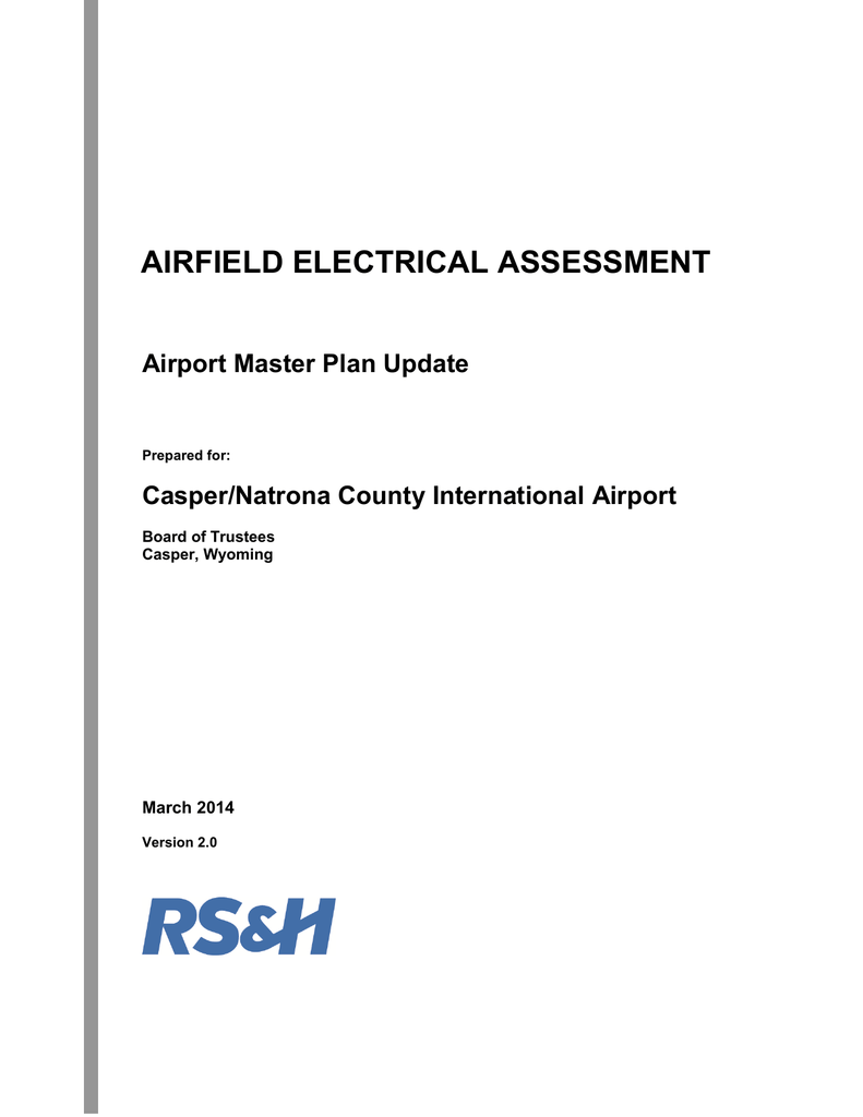 Airfield Electrical Assessment Airport Master Plan Update Zinsco Circuit Breakers New Used And Obsolete Breakerconnection