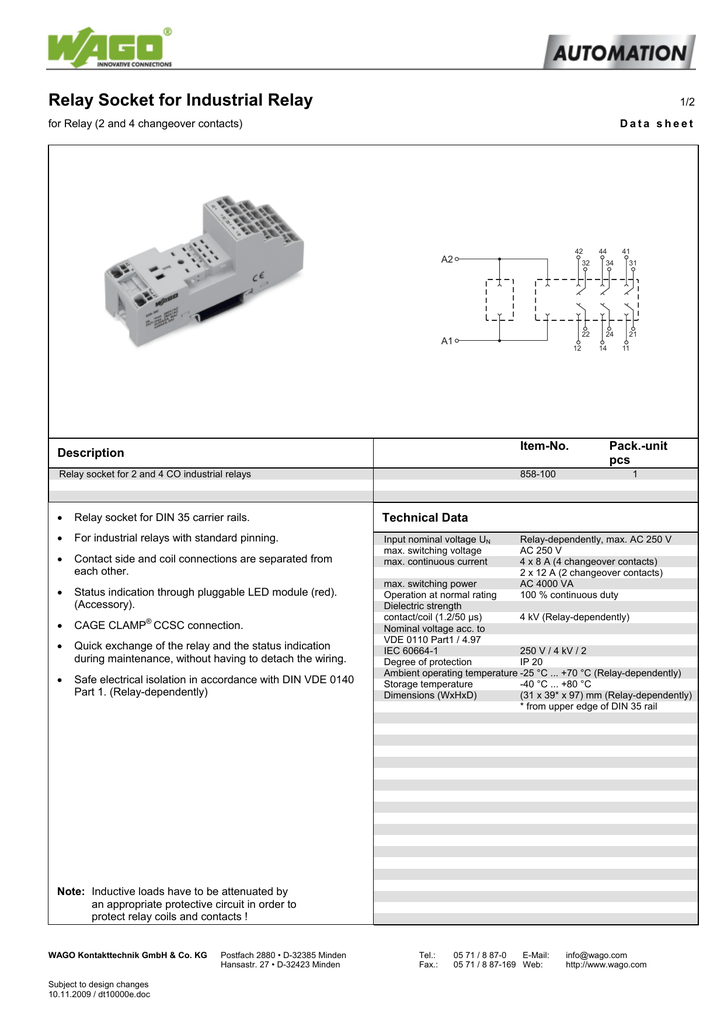 Terrific Relay Socket For Industrial Relay Wiring Cloud Oideiuggs Outletorg