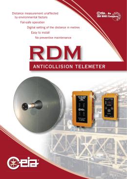 anticollision telemeter