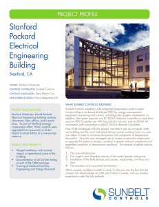 Stanford Packard Electrical Engineering Building
