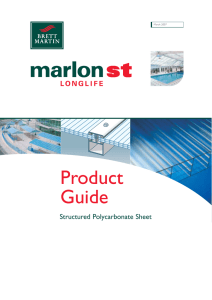 Marlon ST Product Guide