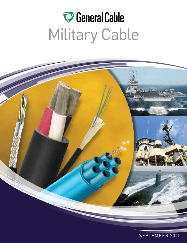 Military cable general cable greentooth Gallery