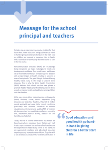 Message for the School Principal and Teachers pdf, 39kb