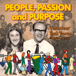 People, Passion and Purpose