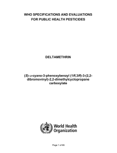 (1R,3R)-3 - World Health Organization