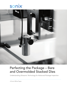 Perfecting the Package – Bare and Overmolded Stacked Dies