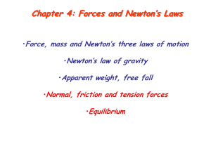 The kinetic friction force is