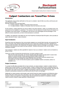 520-TD001E-EN-E PowerFlex 520-Series AC Drive Specifications