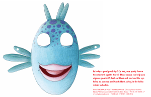 Pout-Pout Masks - coolkidsliteracyconnections