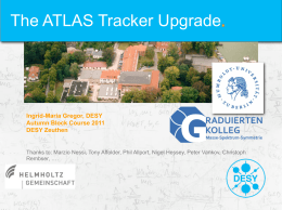 The ATLAS Tracker Upgrade
