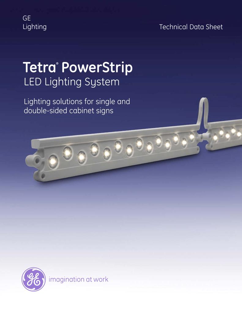 Tetra power strip