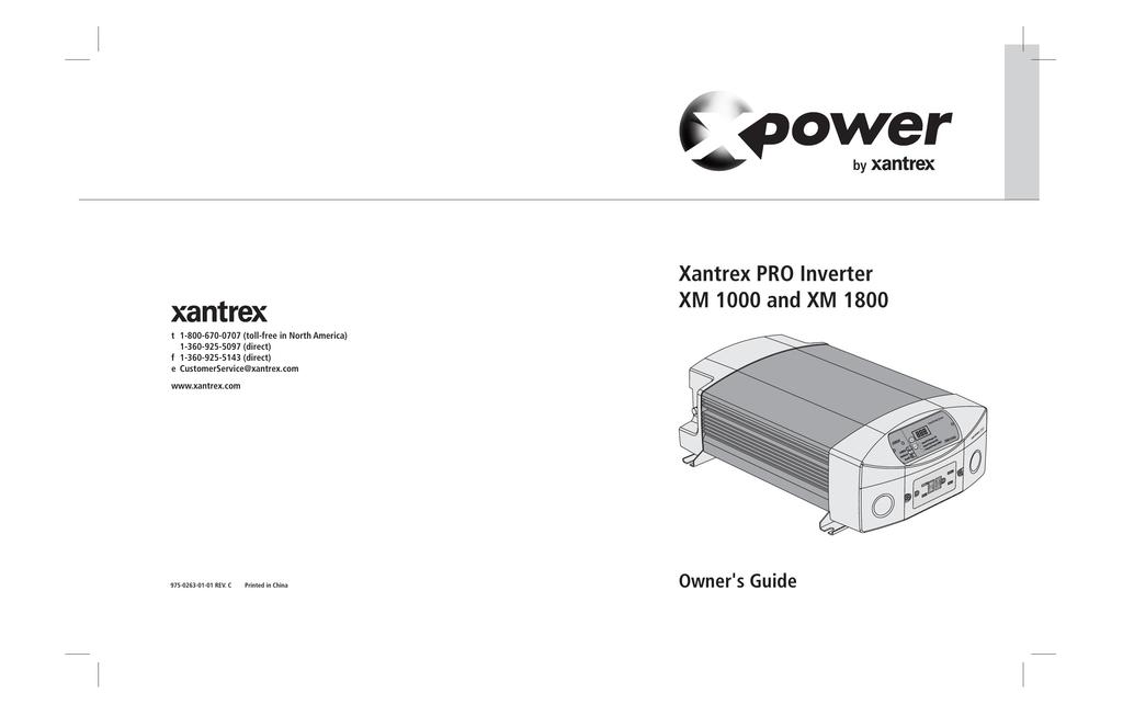 Xantrex Solar Generator Wiring Diagram on