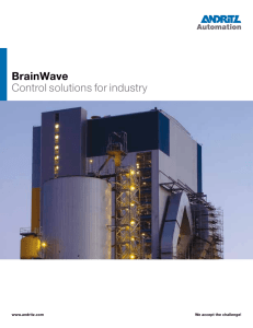 BrainWave: Control solutions for industry