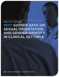 why gather data on sexual orientation and gender