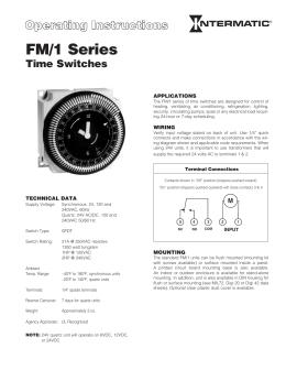 grasslin 24 hour timer instructions