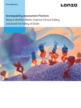 Developability Assessment Platform