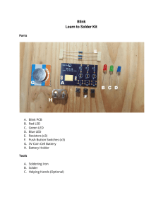 view instructions - Learn to Solder Kits