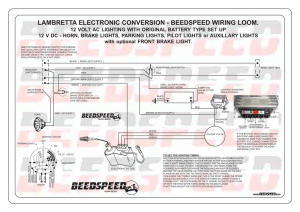 Installation Instructions  Skene Design Motorcycle