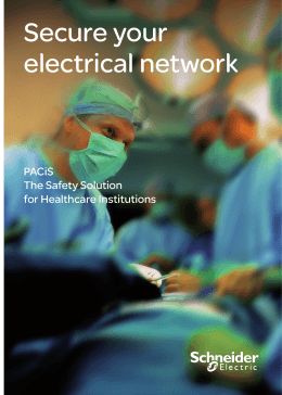 Secure your electrical network