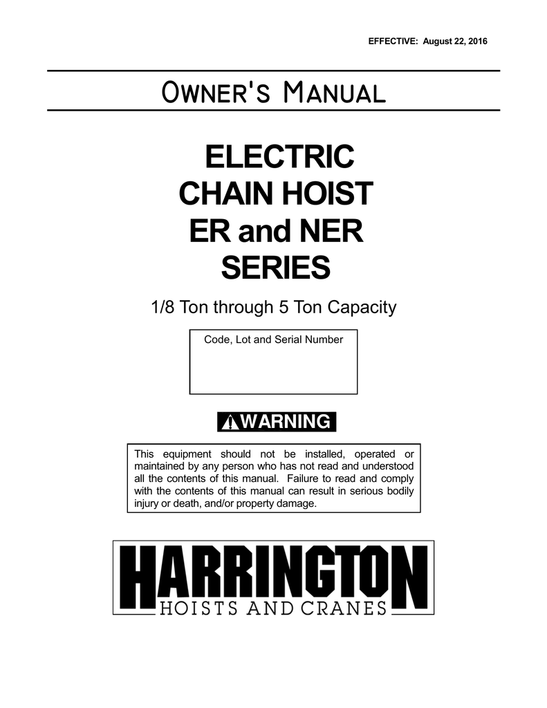 coffing hoist 1 2 ton wiring diagram cincinnati milacron