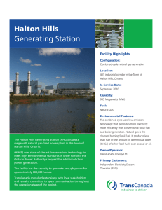 Halton Hills Generating Station