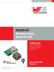 760308 Design Kit - Digi-Key