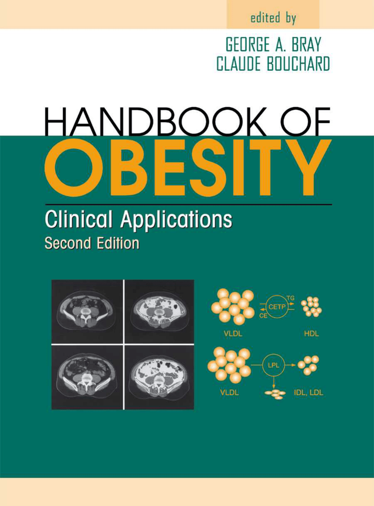 Handbook of Obesity : Clinical Applications