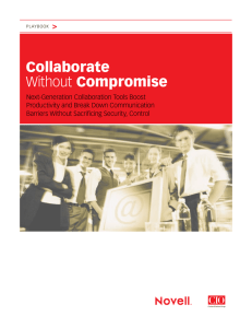 Collaborate Without Compromise