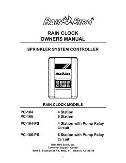 rain bird esp wiring diagram Rain Bird Irrigation Controllers Wiring Schematic on