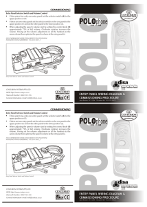 Polophone Entry Panel Wiring Diagram