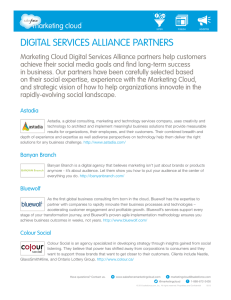 digital services alliance partners