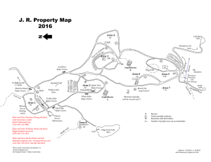J. R. Property Map 2016