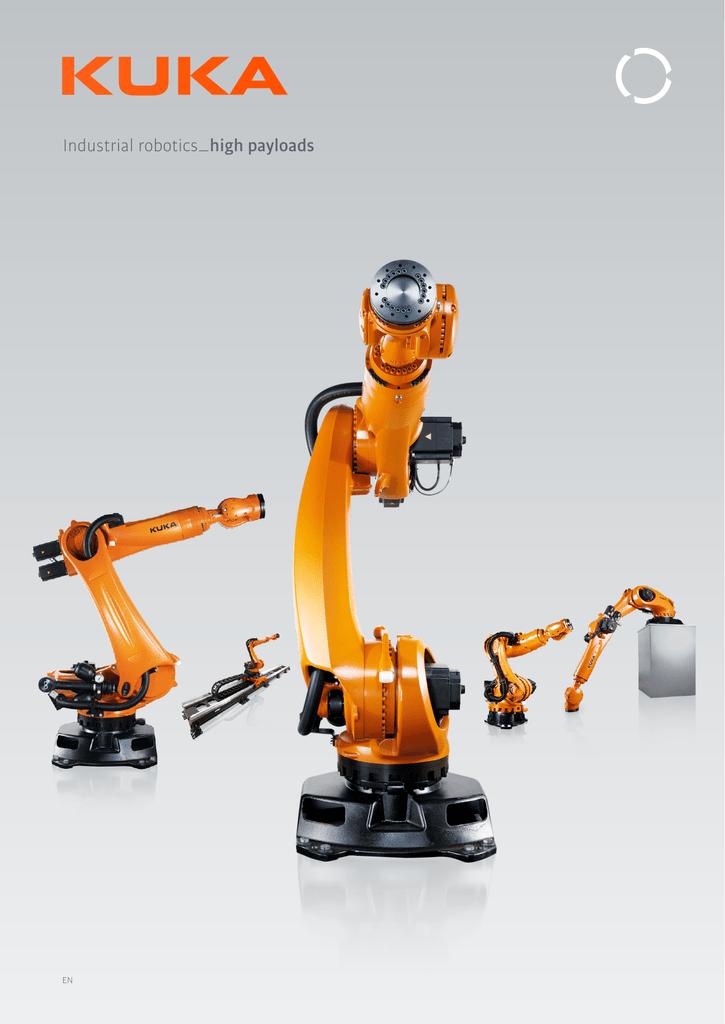 High payloads - KUKA Robotics