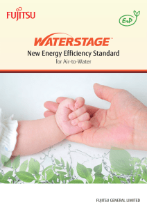 New Energy Efficiency Standard - Klima