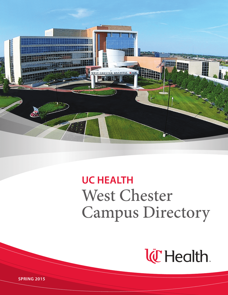 West Chester Campus Directory