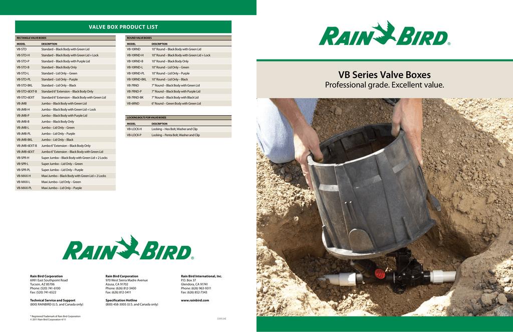 Vb series valve boxes sciox Images