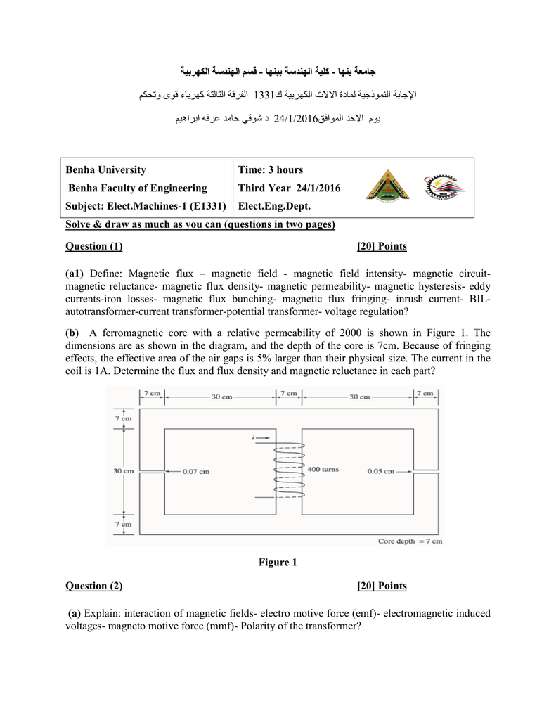 Magnetic Field Voltage Potential Transformer Wiring Diagram On For