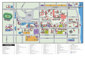 Uwindsor Campus Map.By Administrative Policy Committee Gerard Caneba Chair Javier Fernandez