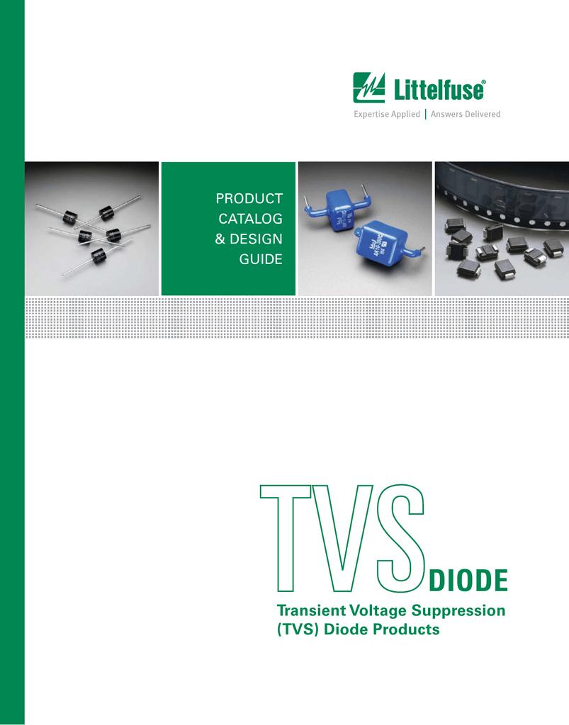 1 piece TVS Diodes Transient Voltage Suppressors 400W 8.0V 5/% Uni