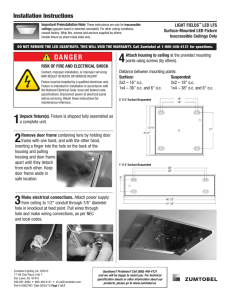 Installation Instructions Surface PDF